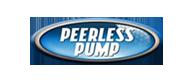 peerless pump logo