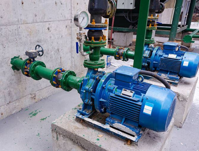 industrial water pumps s