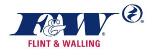 Flint & Walling Logo